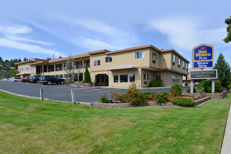Best Western Holiday Motel - Coos Bay
